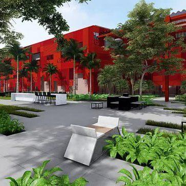 ifood office - arquitetura paisagística