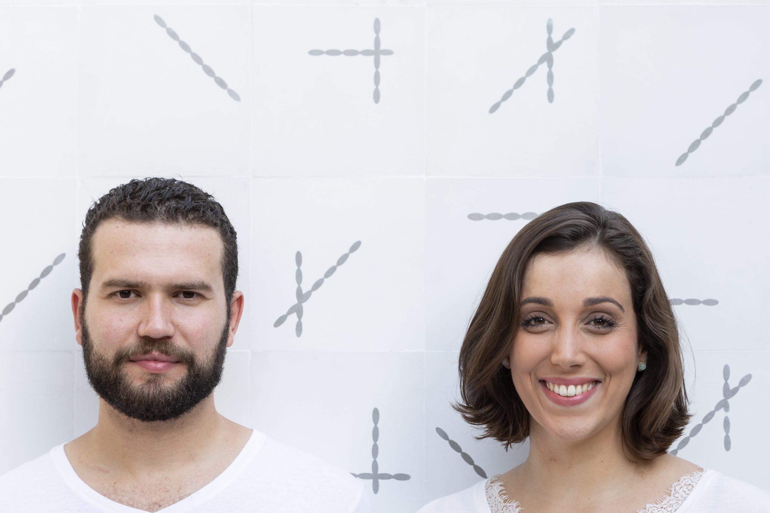Felipe Stracci e Luciana Pitombo - Fundadores do Plantar Ideias